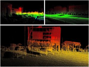 Laser-Scanner-Porto