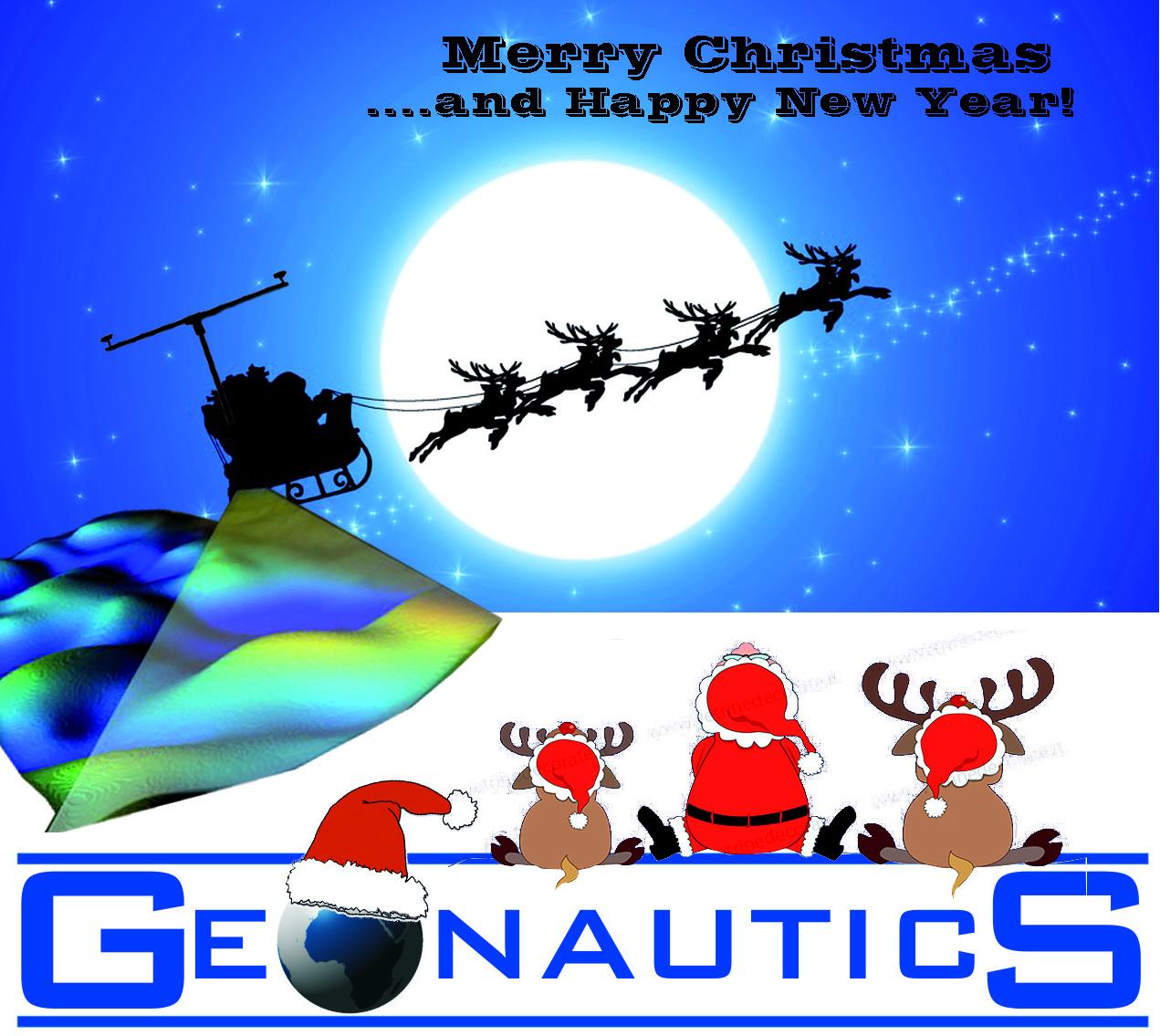 geonautics vi augura buone feste